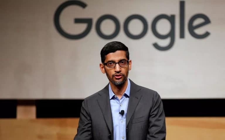 Google to invest $10 billion in India over the next seven years