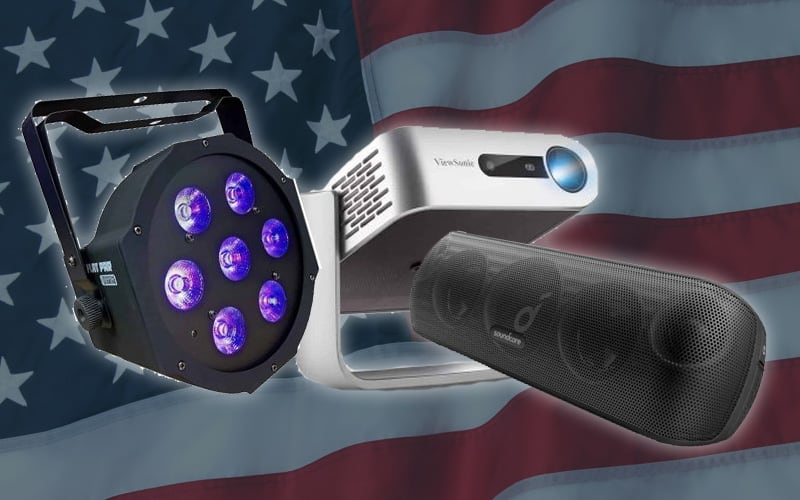 Your tech checklist for July 4th celebrations