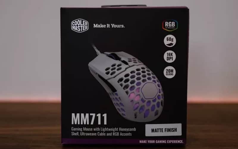 Cooler Master MM711 Mouse