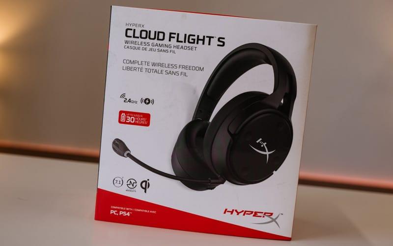 HyperX CloudFlight Wireless Headset Giveaway