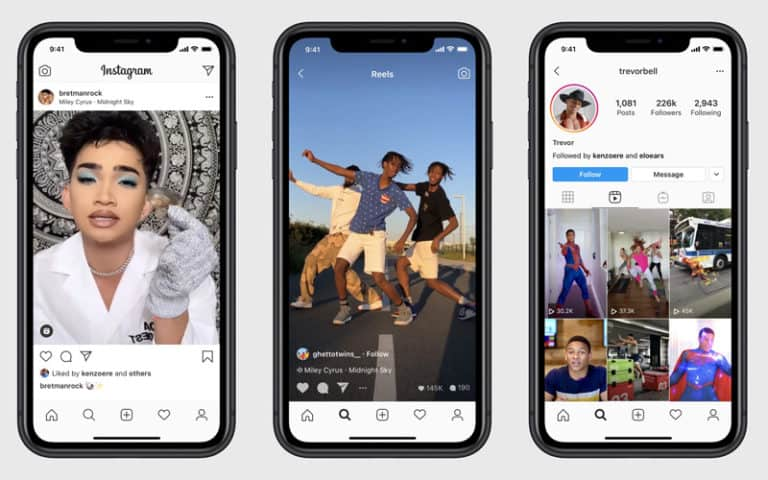 Instagram launches TikTok competitor Reels