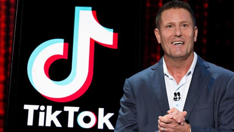 Kevin Mayer TikTok Logo