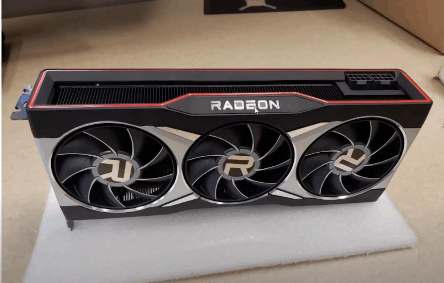 AMD Radeon RX 6000 leaked image