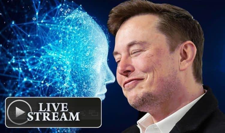 Elon Musk Livestream