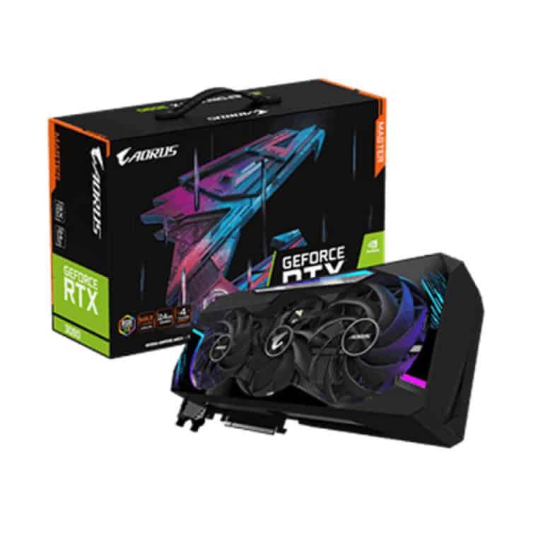 Gigabyte AORUS GeForce RTX™ 3090 XTREME 24G