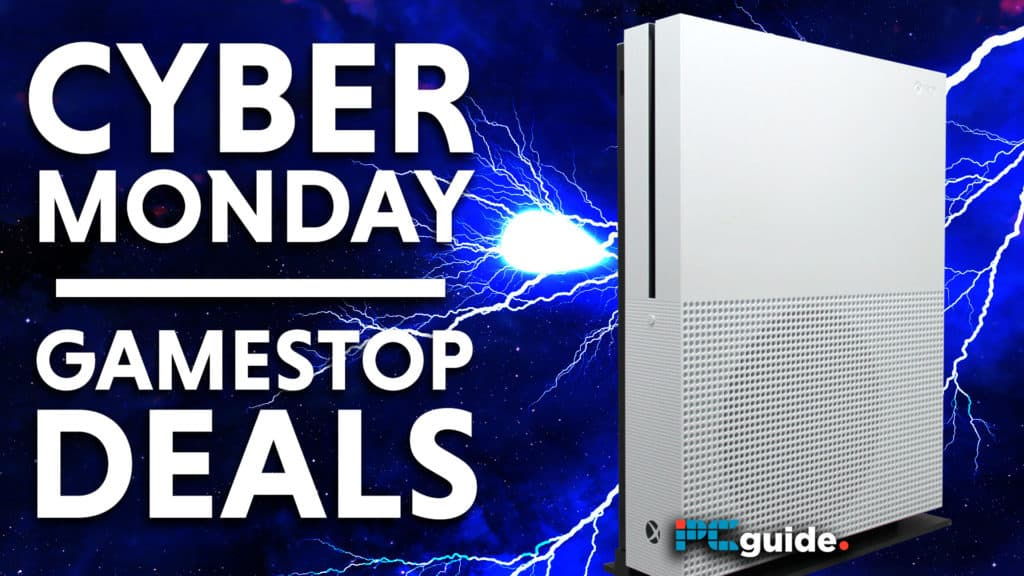 Cyber Monday Gamestop Deals