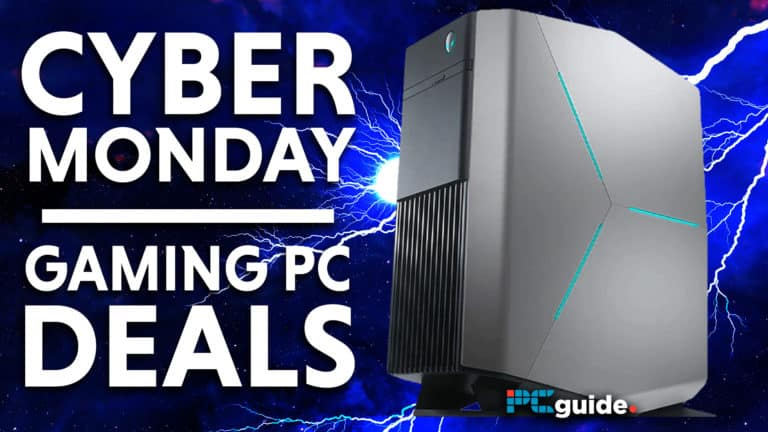 Cyber Monday Gaming PC Deals