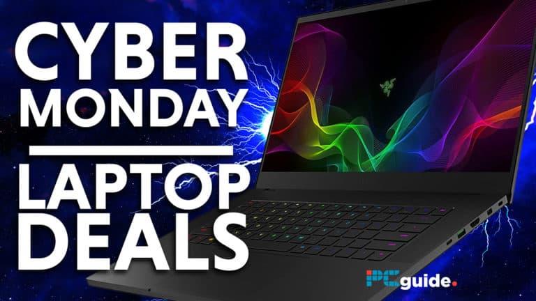 Cyber Monday Laptop Deals