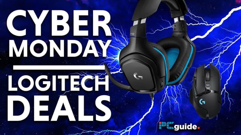 Cyber Monday Logitech Deals