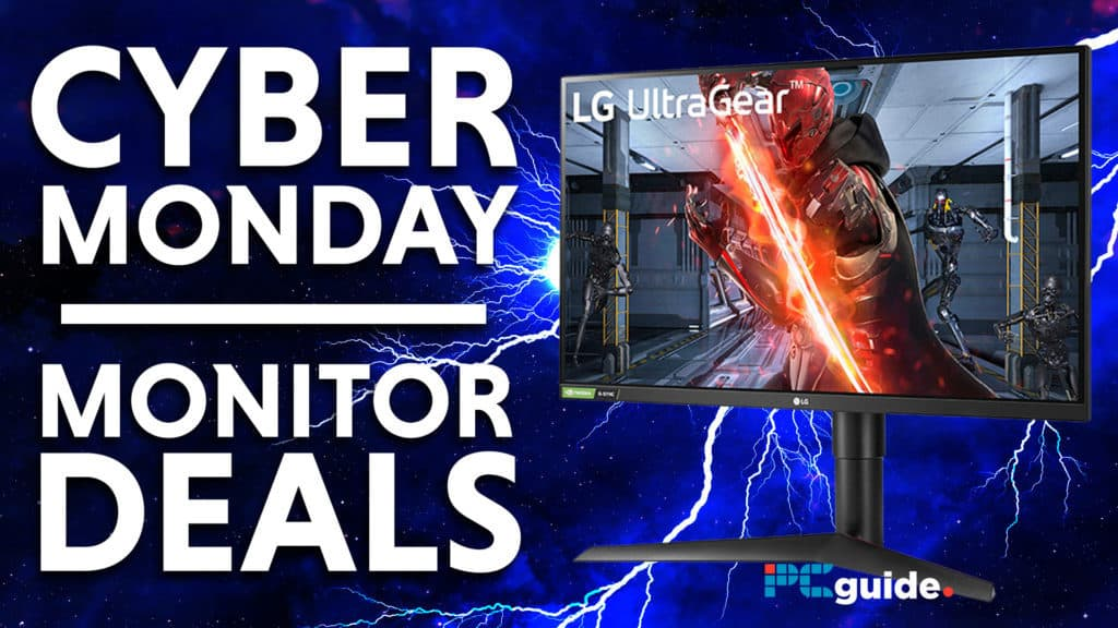 Cyber Monday Monitor Deals