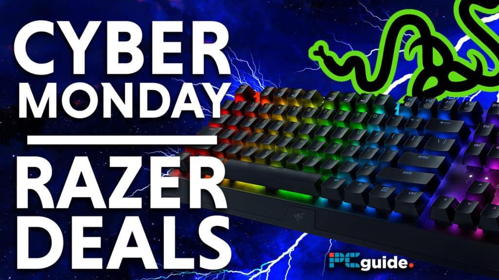 Cyber Monday Razer Deals
