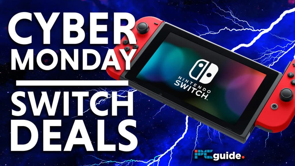 Cyber Monday Switch Deals