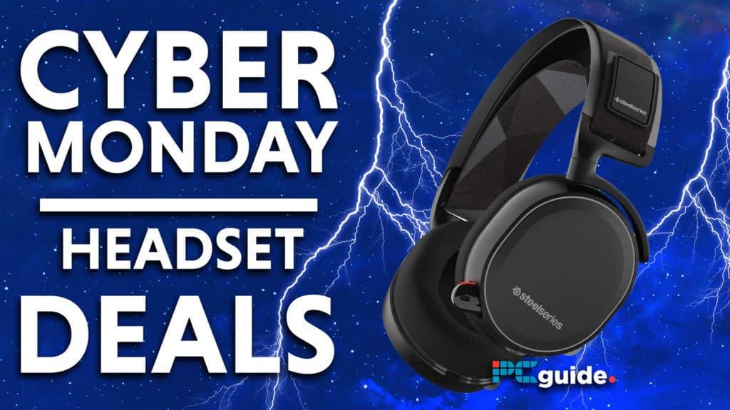 Cyber Monday headset Deals