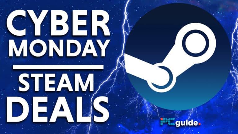 Cyber Monday steam Deals