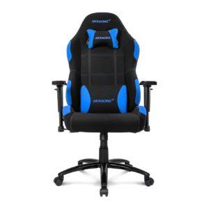 AKRacing Core Series EX-Wide SE Gaming Chair, Black Blue