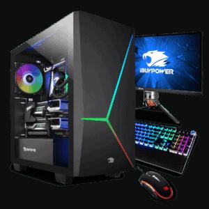 AMD Ryzen 3 II 2020 Prebuilt