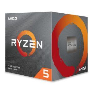 AMD Ryzen 5 3600X Gen3 6 Core AM4 CPUProcessor with Wraith Spire Cooler