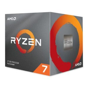 AMD Ryzen 7 3700X Gen3 8 Core AM4 CPU Processor with Wraith Prism RGB Cooler