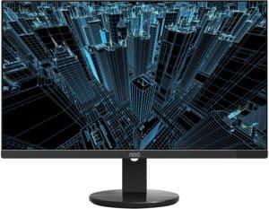 AOC U2790VQ 27 4K 3840x2160 UHD Frameless Monitor