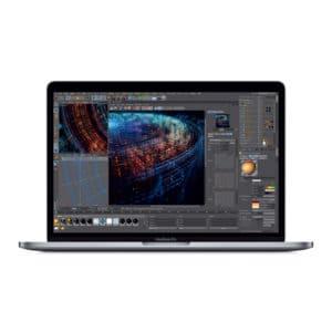 Apple MacBook Pro 13 i5 256GB SSD MacOS X Silver Laptop