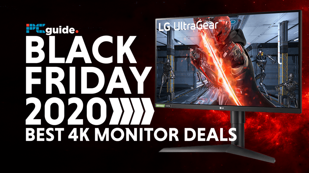 Best 4k Monitor Black Friday Deals 2020