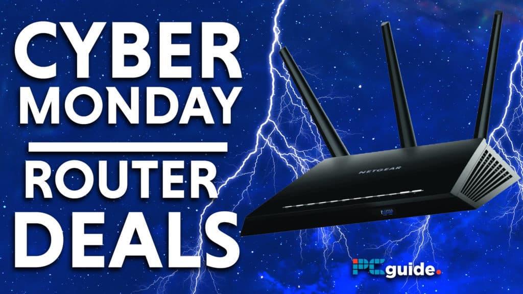 Cyber Monday router Deals