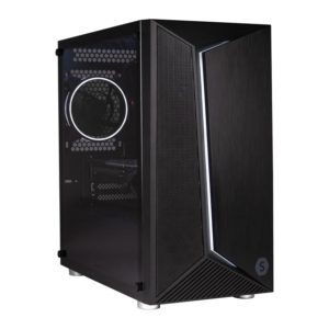 Gaming PC with NVIDIA GeForce RTX 2060 SUPER and Intel Core i7 9700F