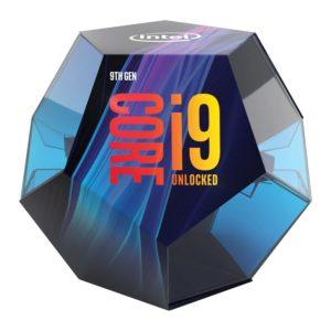 Intel Core i9 9900K Unlocked 9th Gen Desktop Processor CPU Retail