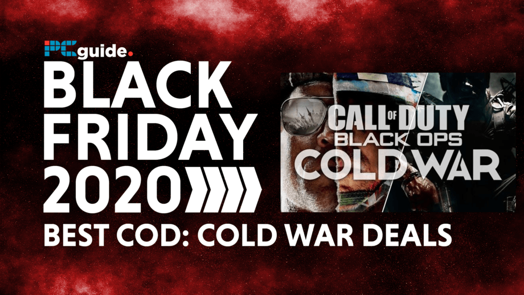 Call of Duty Black Ops Cold War Black Friday Deals 2020
