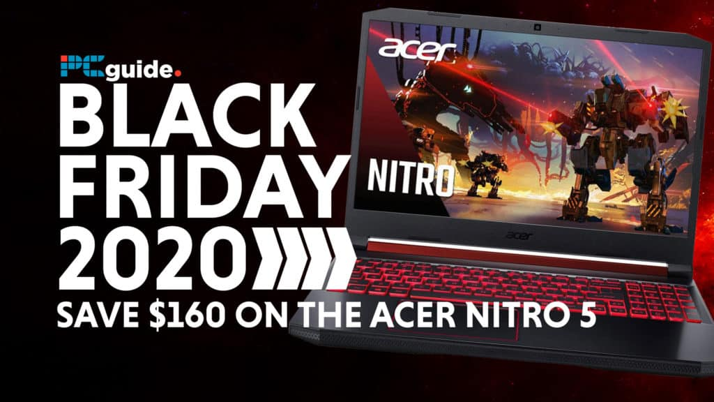 acer nitro 5 gaming laptop black friday deal