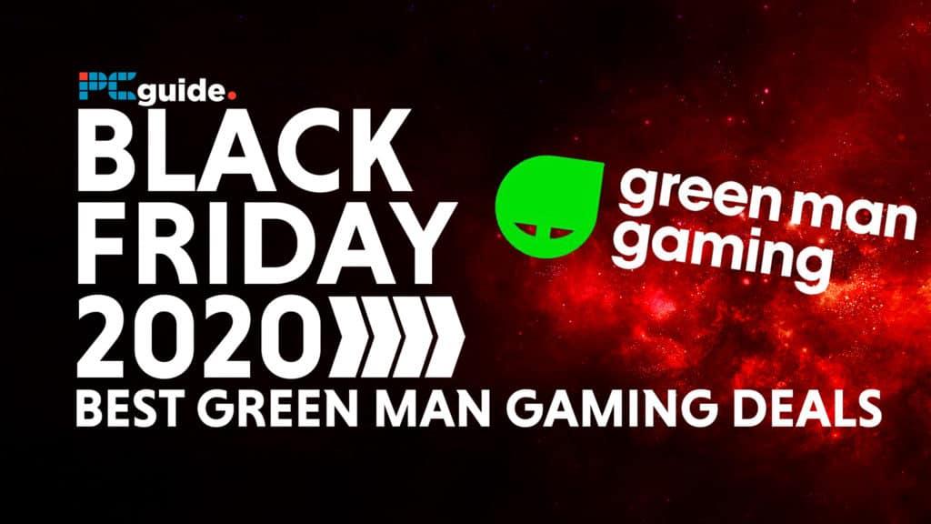best green man gaming black friday deals 2020