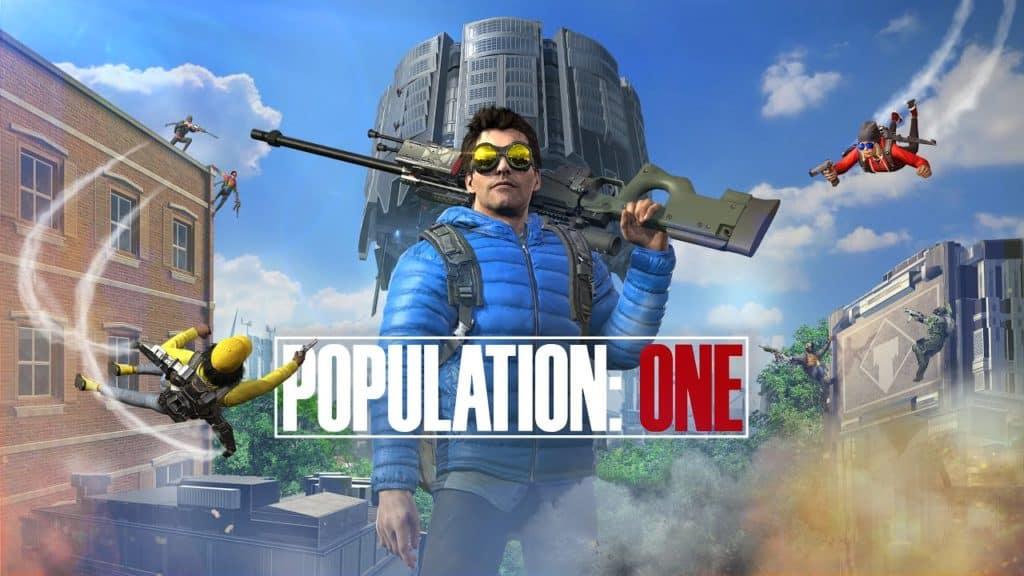 population one oculus quest 2