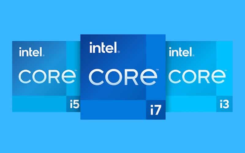intel core 11th gen cpu
