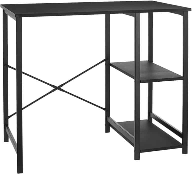 Amazon Basics Classic Home Office Computer Desk