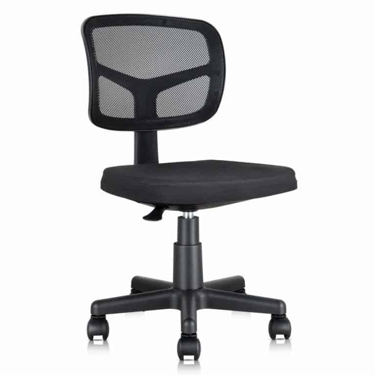 MOLENTS Armless Office Chair