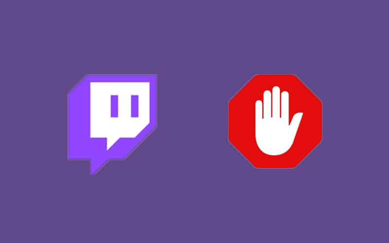how to fix adblock not working on twitch