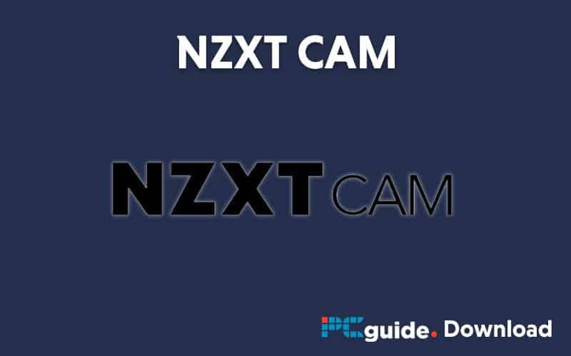 nzxt cam download