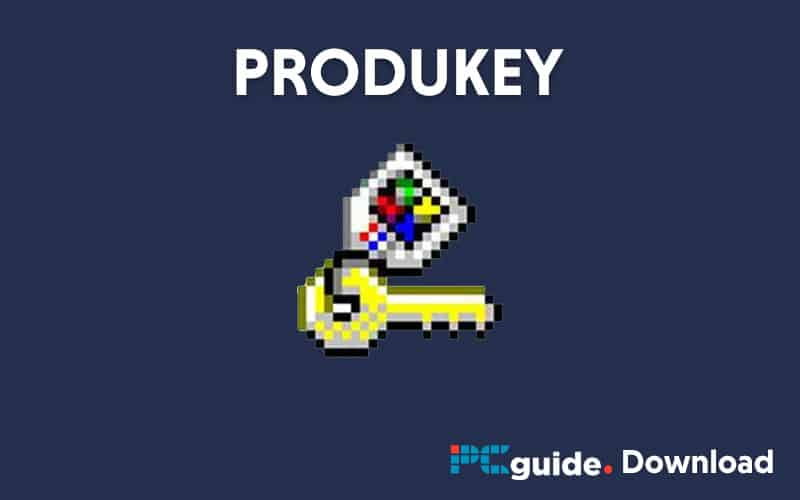 produkey download