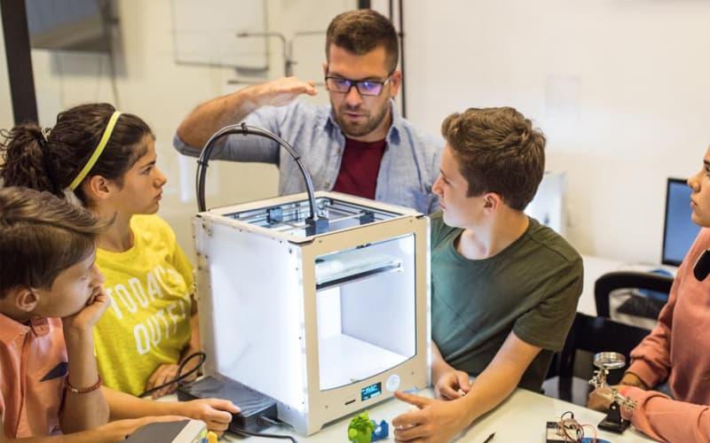 3d printing in education