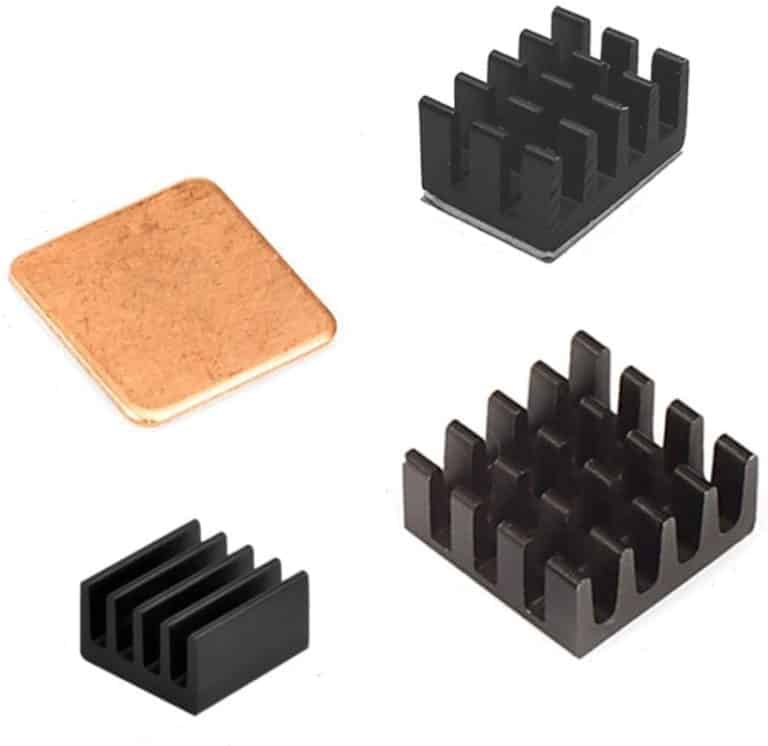 Easycargo Raspberry Pi 4 Heatsink Kit