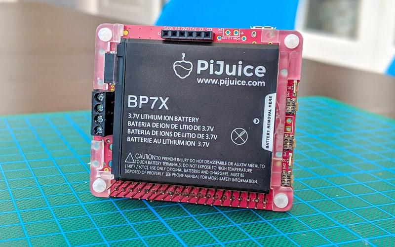 best raspberry pi battery