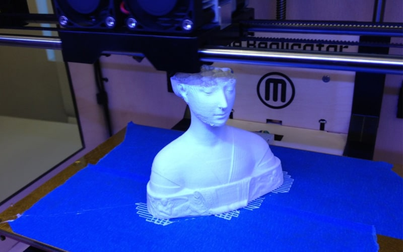 what are the different 3d printing technologies