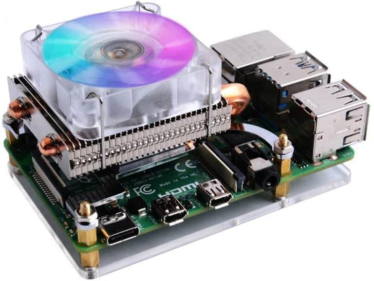 GeeekPi Raspberry Pi 4 Fan