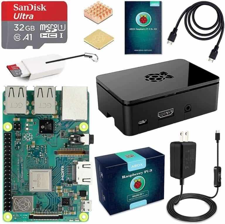 LABISTS Raspberry Pi 3 B+ Starter Kit