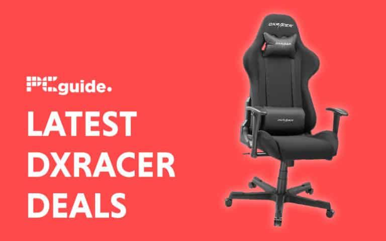 latest dxracer deals