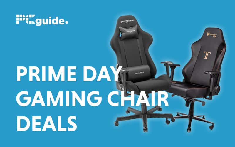 prime day 2021 gaming chair deals new