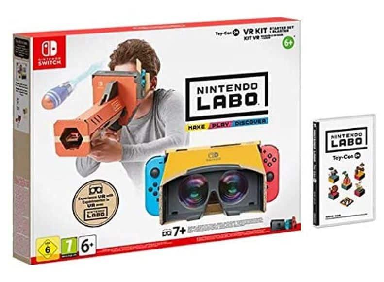 Nintendo Labo VR Starter Kit