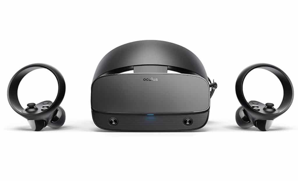 Oculus Rift S PC-Powered Gaming Headset Review