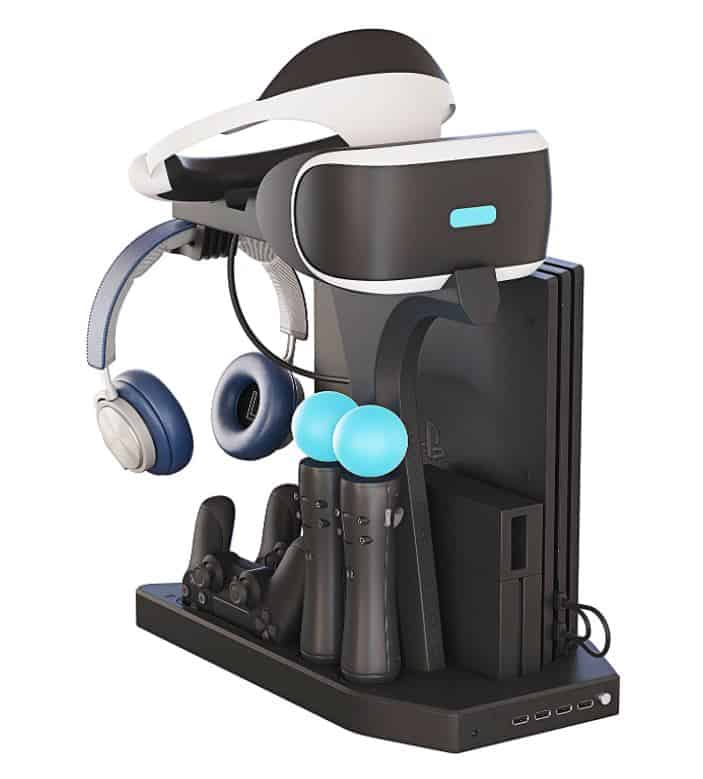 Skywin Playstation VR Charging Display Stand