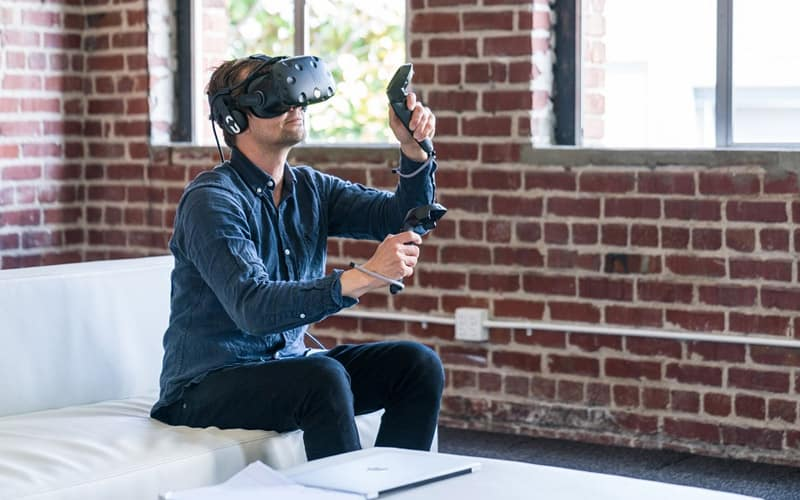 best seated vr games